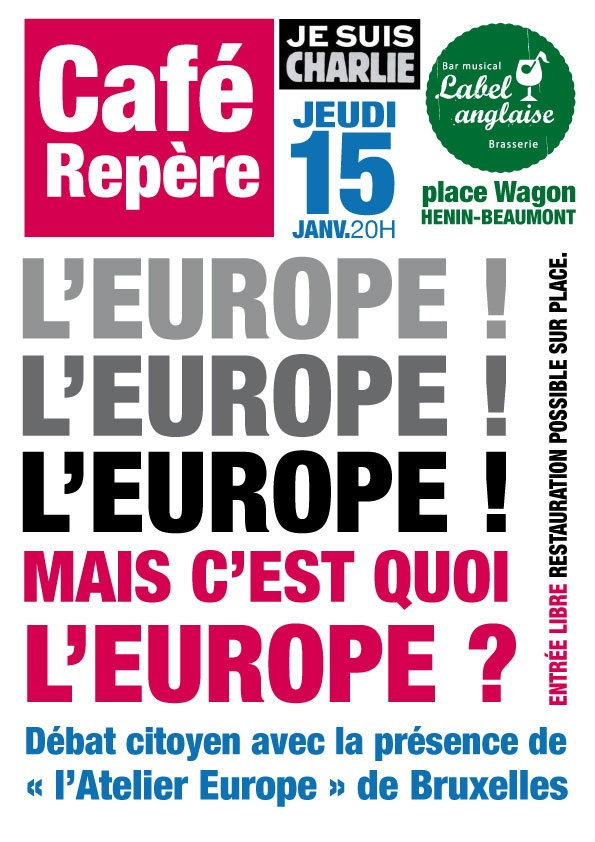 L'Europe s'invite à Hénin-Beaumont
